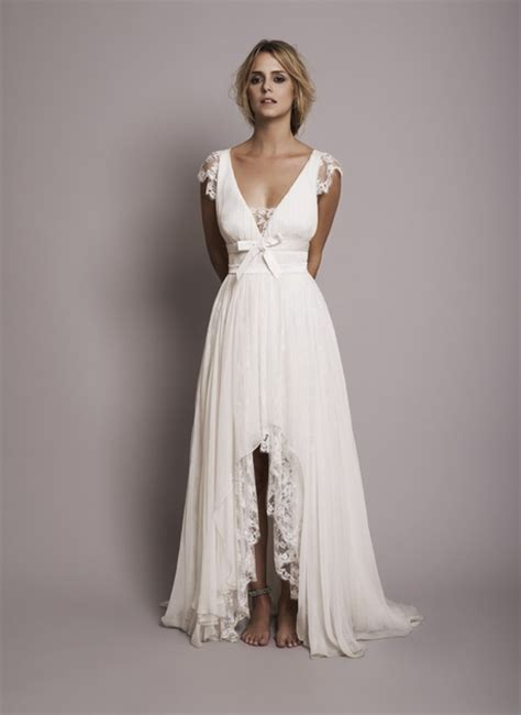Robe Mariee Retro Boheme - robe de mariee boheme