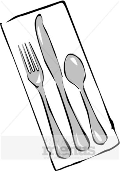 Large Toaster Silverware Clipart Cooking Images