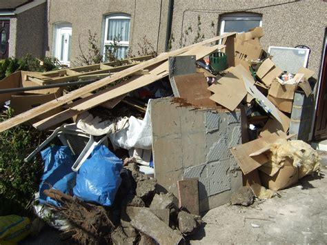 Garage Waste Collection rubbish clearance waste disposal kent garage clearance