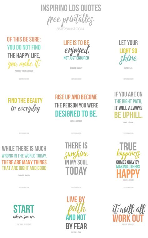 inspirational quotes  printables sisters