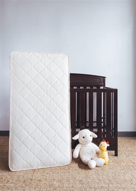 Chemical Free Crib Mattress The Best Organic Crib Mattresses The 8 Healthiest