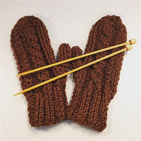 knitting pattern sweater straight needles cabled mittens on straight needles knitting pattern
