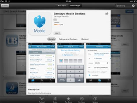 mobile banking barclays 5 mobile banking ios apps updated this week direct