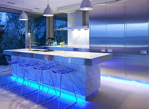 Top 3 Led Lighting Ideas For The Home Going Green Is In Style Led Lighting For Kitchens