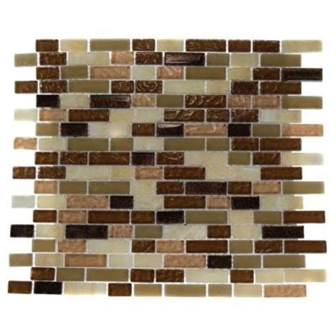 Home Depot Brick Tile by Splashback Tile Southern Comfort Brick Pattern 12 In X 12
