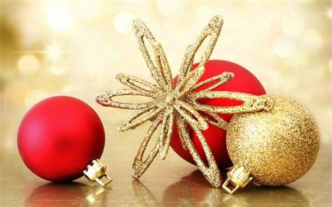 golden christmas ornaments christmas wallpaper 22229790