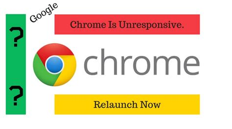 chrome unresponsive fixed google chrome is unresponsive windows 10 error