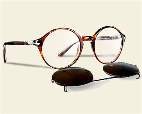 New Colection Frame Stacco Clip On Lensa persol clip on shades collection