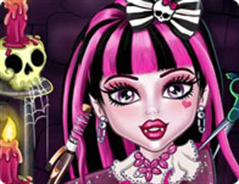 real haircuts games ever after high monster high real haircuts girl games