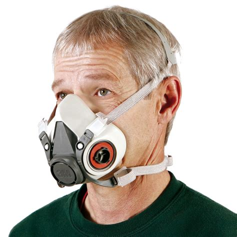 Masker Respirator 3m 6000 respirator half mask qc supply