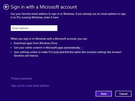 email microsoft account how to switch between local and microsoft accounts in