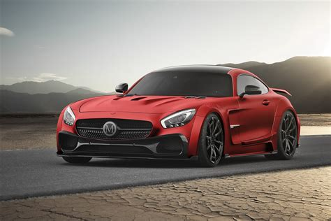 mansory mercedes mansory s mercedes amg gt s gets red carscoops