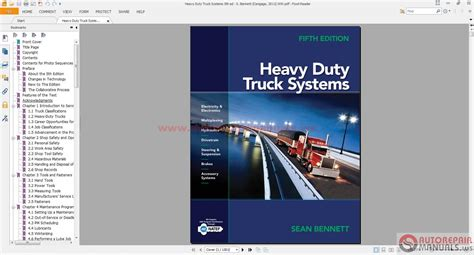 modern diesel technology heavy equipment systems books heavy duty truck systems 5th ed s cengage