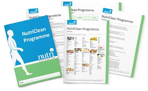 Nutriclean Detox Recipes by Detox Programme