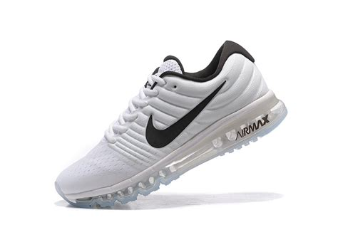 Sepatu Sport Nike Airmax Black White 3 nike air max 2017 sneakers white black mens running athletic sport shoes 849559 009