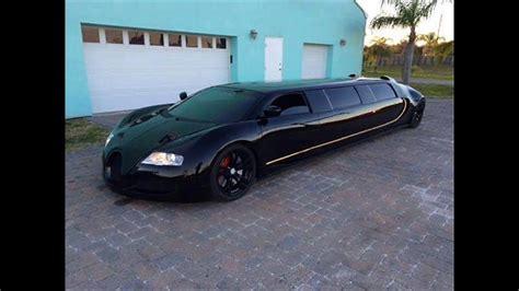 Bugatti Veyron Limo
