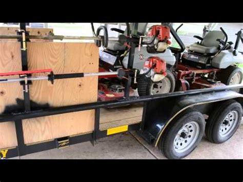 landscape trailer racks landscape trailer cheapest trimmer racks