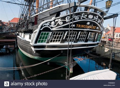 buy a boat hartlepool hms trincomalee nelsonian era frigate on display in