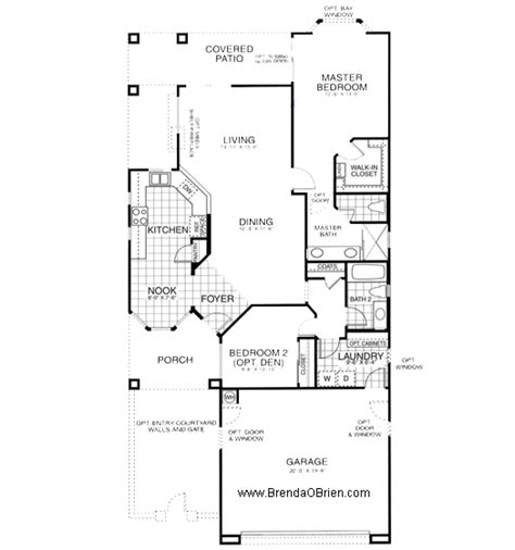 heritage highlands floor plan keystone model