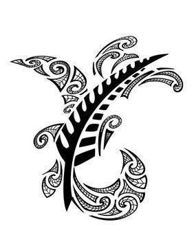 tribal wave tattoo meaning 1000 ideas about tribal wave tattoos on small