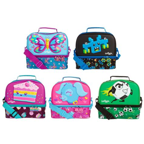 Smiggle Side Kicks Hardtop Lunch Box Lunch Bag Tas Anak smiggle on quot be the talk of the playground with our cool hardtop lunchbox explore