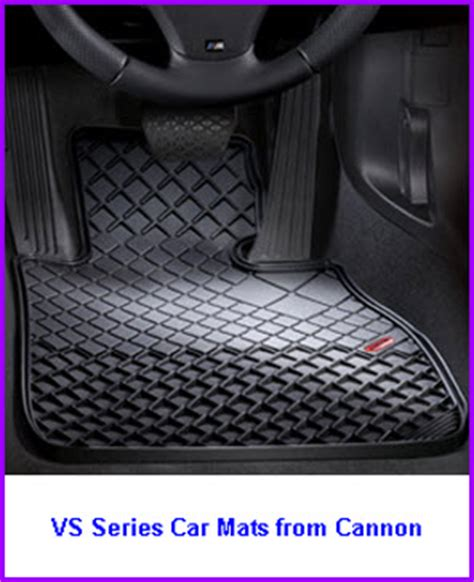 cannon car mats are no longer available in custom and