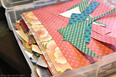 what to do with all this scrap paper diary of a mad