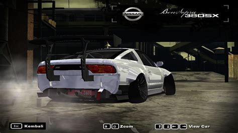 nissan 380sx nissan 380sx ben sopra photos need for speed most wanted