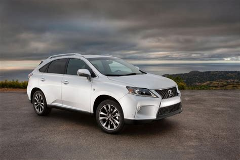 lexus car 2014 lexus prices 2014 rx lineup in the us autoevolution