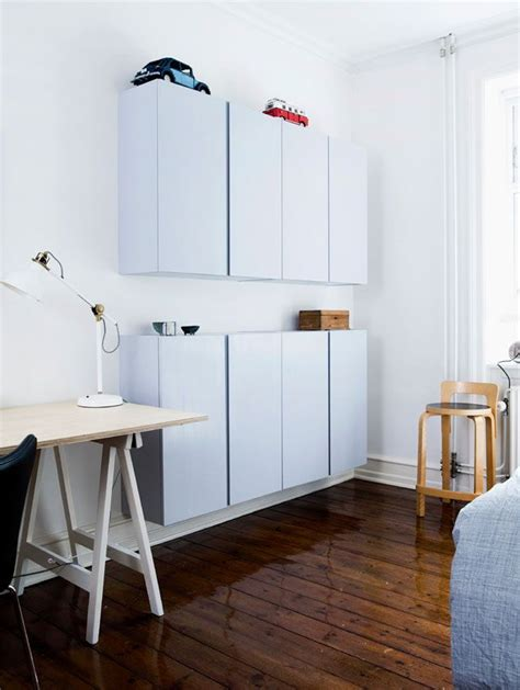 28 ivar hack one cabinet five ivar sideboard or magnifique appartement avec un petit budget blog d 233 co