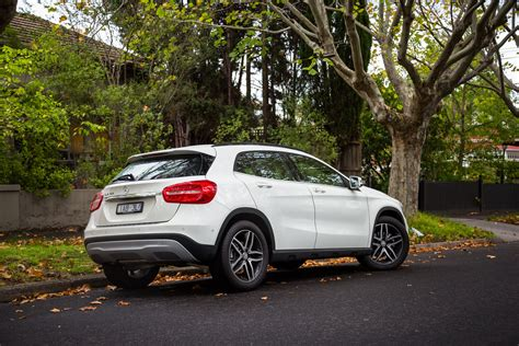 Mercedes In by 2016 Mercedes Gla180 Review Caradvice