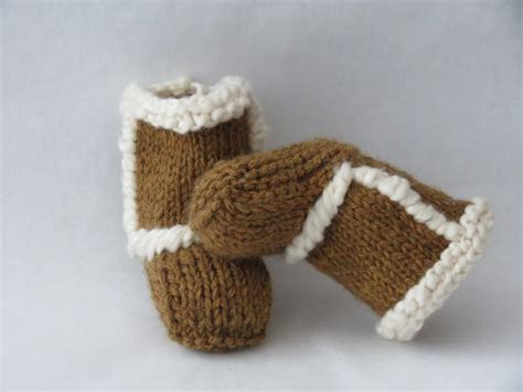 knitted baby ugg boots knitted ugg boots baby
