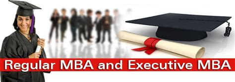 Executive Mba Vs Traditional traditional mba vs executive mba which one is best for