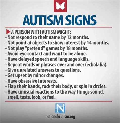 Autism Detox Symptoms by Best 25 Autism Signs Ideas On