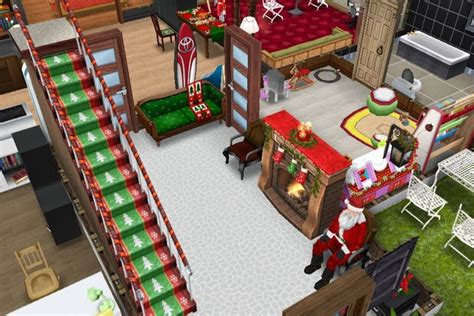 Sims Freeplay Christmas Update | the sims freeplay christmas update all the world s a game