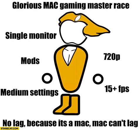 pc master race memes starecat com