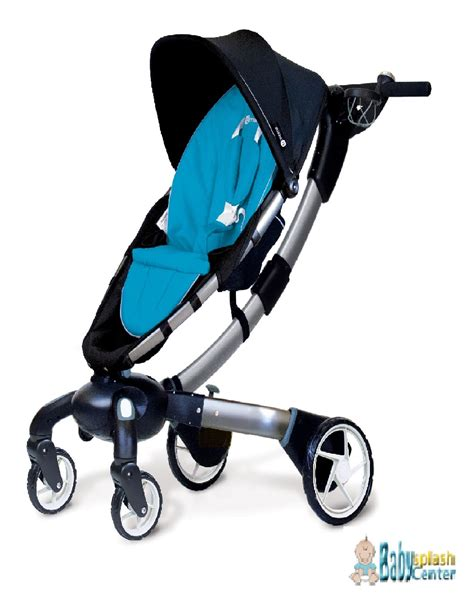 4moms Origami Stroller - 4moms origami stroller complete set from baby splash ltd