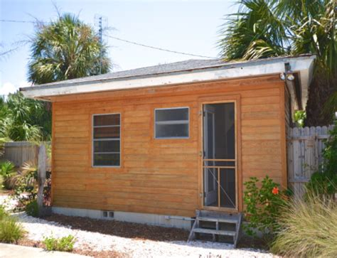 tiny house rentals florida a tropical tiny house in florida s cedar key floating