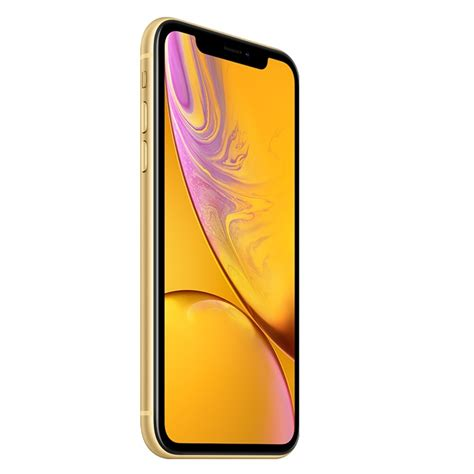 apple iphone xr 64gb yellow applecover