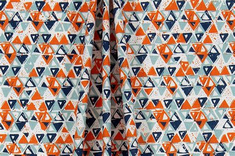 designer fabric by the yard upholstery southwest fabric by the yard designer indigo orange home