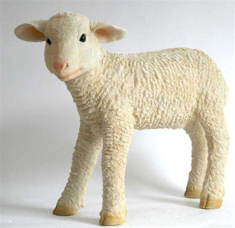 Deko Schafe Für Den Garten