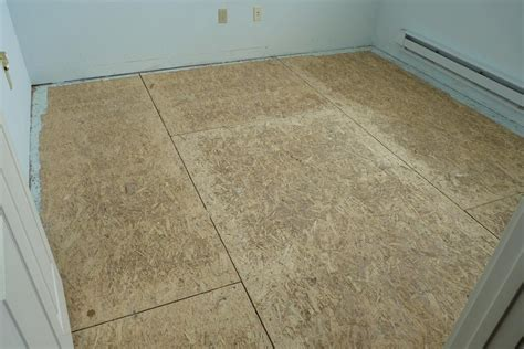 Sealing Plywood Floors by Bedroom Makeover 1 Part 3 Sealing The Subfloor Cathy