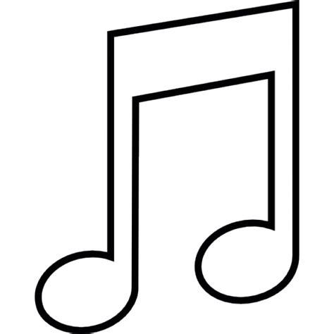 imagenes simbolo musical nota musical s 237 mbolo ios interfaz 7 descargar iconos gratis