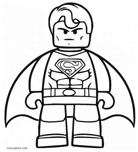coloring pages to print free get this free superman coloring pages to print 94075