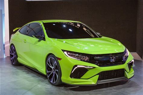 honda civic 2016 si 2016 honda civic si sedan hatchback usa automotive