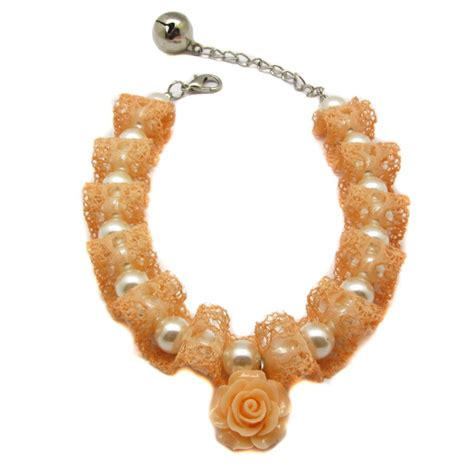 necklace for dogs alfie pet by petoga couture wincy pearl lace necklace for dogs