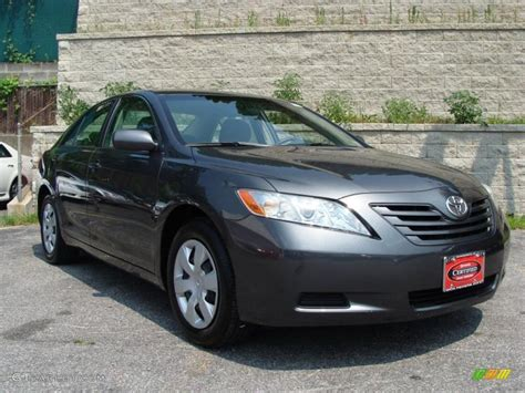 magnetic gray 2007 magnetic gray metallic toyota camry le 32535549 photo 7 gtcarlot car color galleries