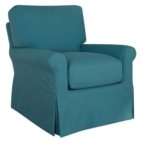 slipcover glider chair mila slipcover swivel glider luxe home company