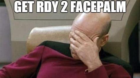 Captain Picard Facepalm Meme - rassismus sentino schie 223 t komplett den vogel ab hiphop de