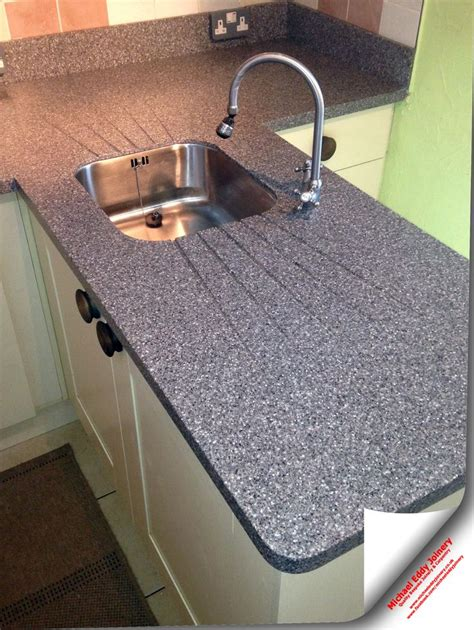 under sinks granite worktops gray granite worktops with under mounted sink and angled
